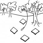 Low Ropes Elements - Tarzan Baseball