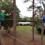 High Ropes Elements - Static Elements