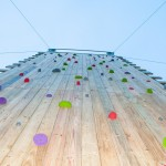 High Ropes Element - Climbing Wall