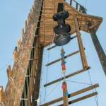 High Ropes Elements - Vertical Playpen