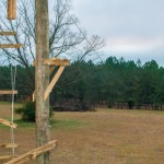 High Ropes Elements - Zip Line